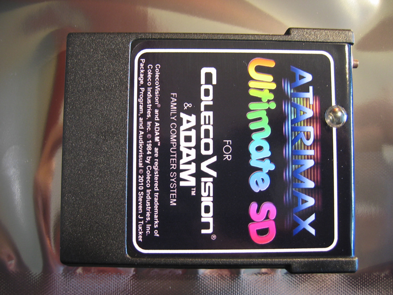 Atarimax Ultimate SD Multicart for Colecovision