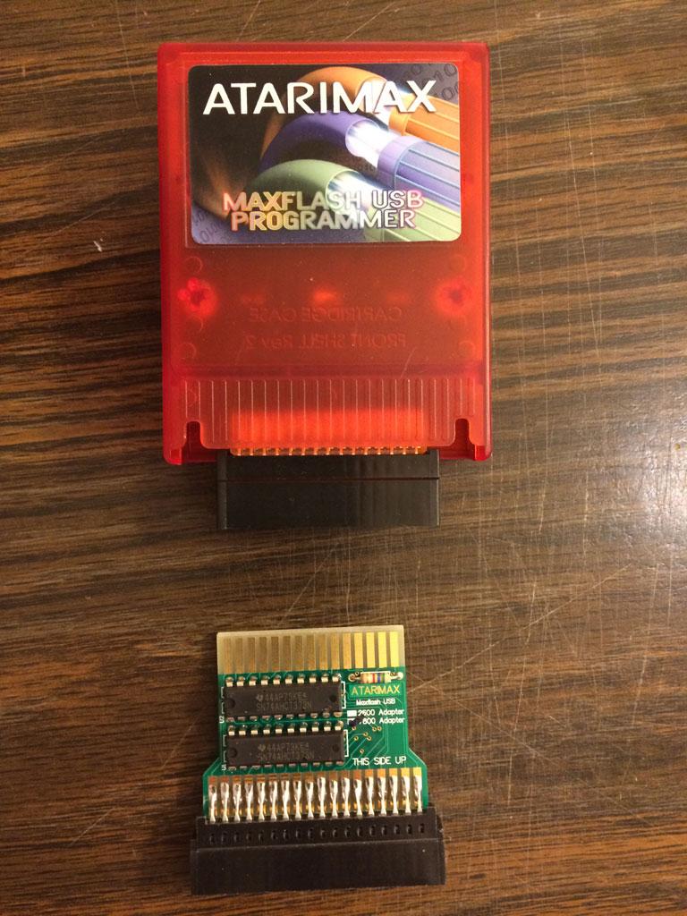 Maxflash USB Multi-Cart System Documentation - Chapter 9
