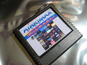 Atari 5200 Ultimate SD Multi-Cart